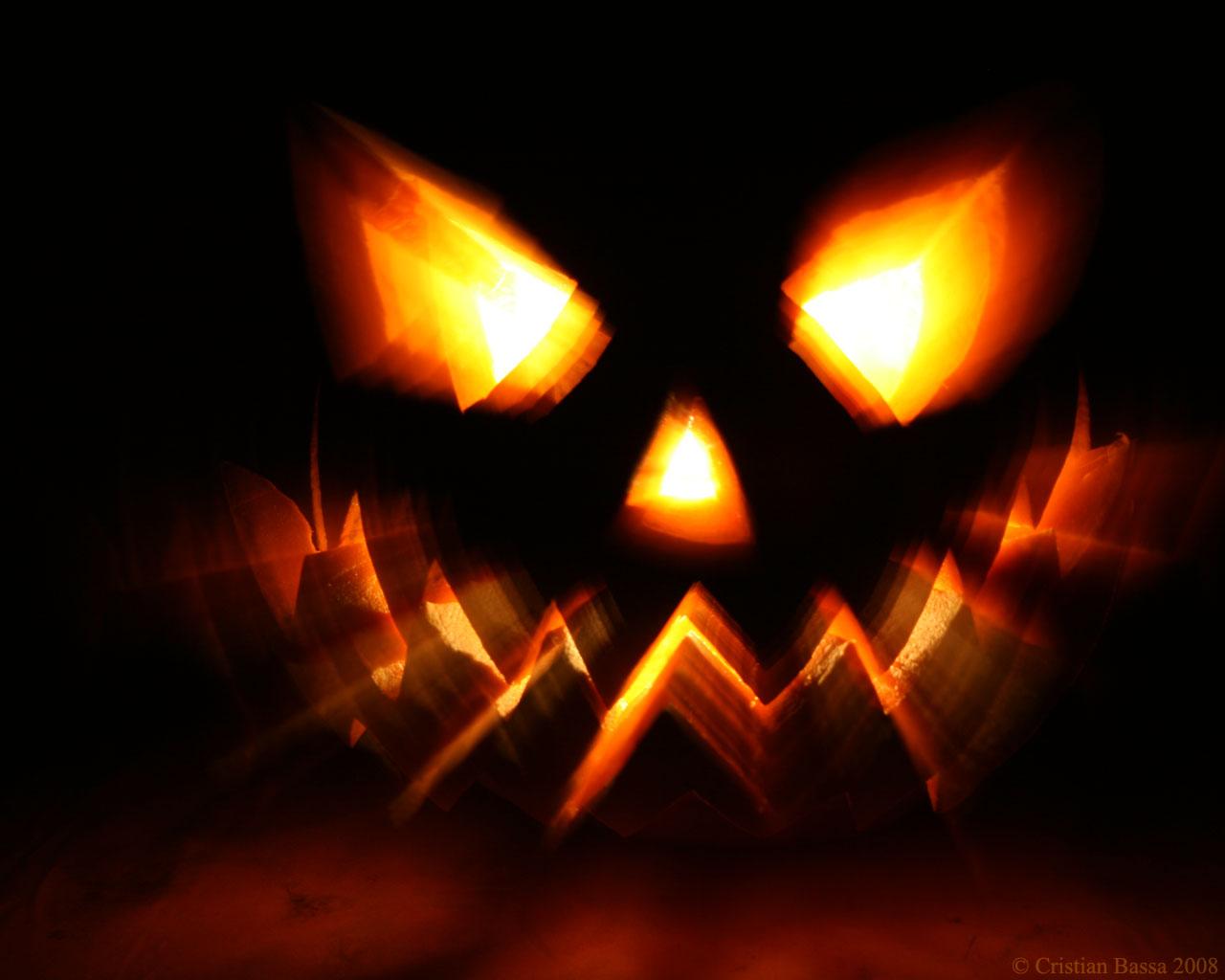 Halloween Wallpaper Screensavers 1280x1024
