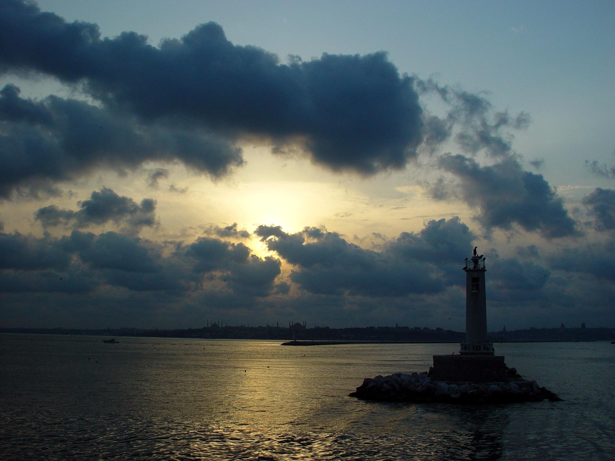 Lighthouses Turkey Wallpaper 2048x1536 Lighthouses Turkey Istanbul 2048x1536