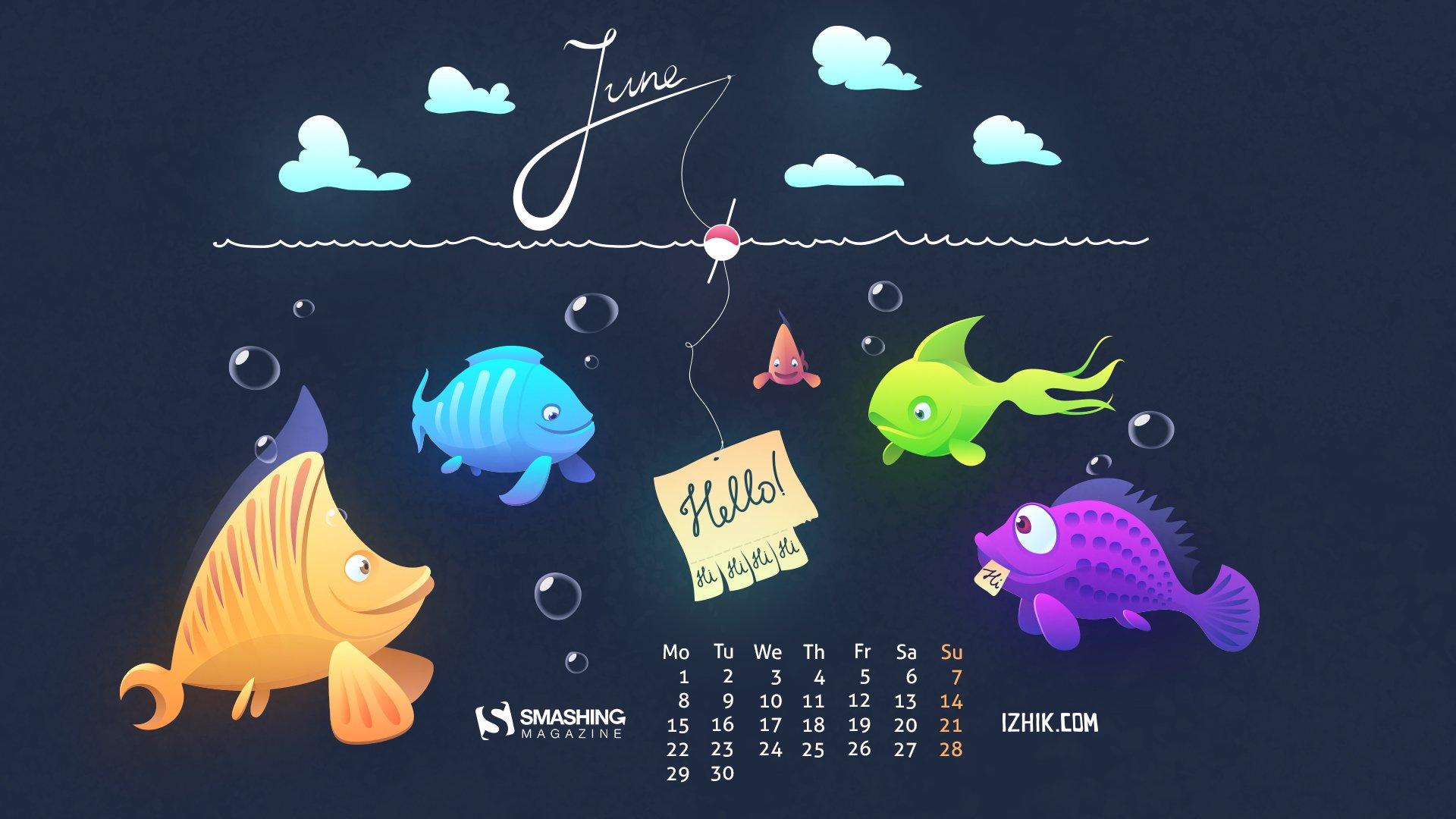 Desktop Wallpaper Calendars June 2015 Smashing Magazine 1920x1080