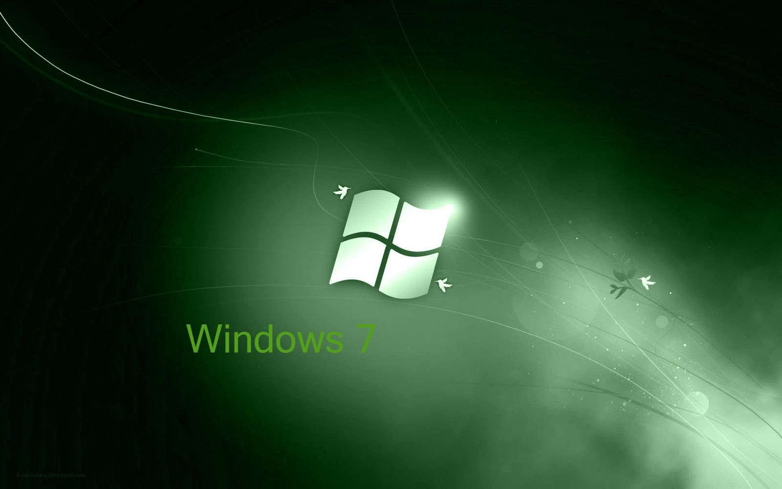Pics Photos   Windows Desktop Backgrounds Black Lights 1600x1000