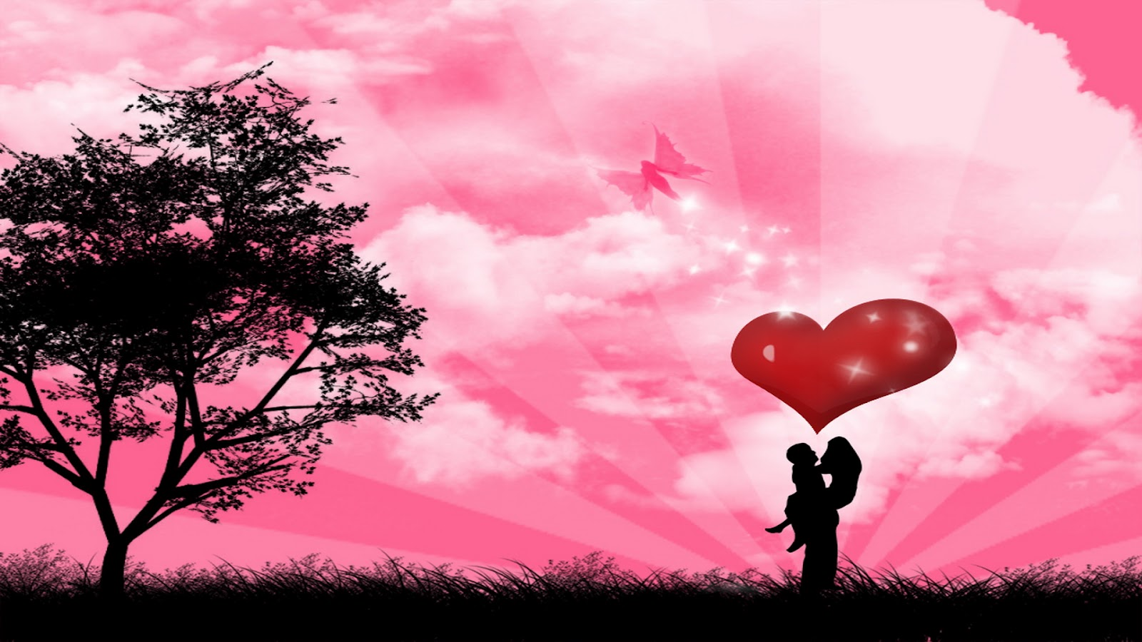 Love Kissing Wallpaper Desktop : Anime Love Wallpapers for Desktop - WallpaperSafari