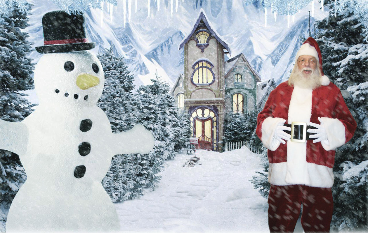 Northpole Christmas Wallpapers Sweet Images 1260x800