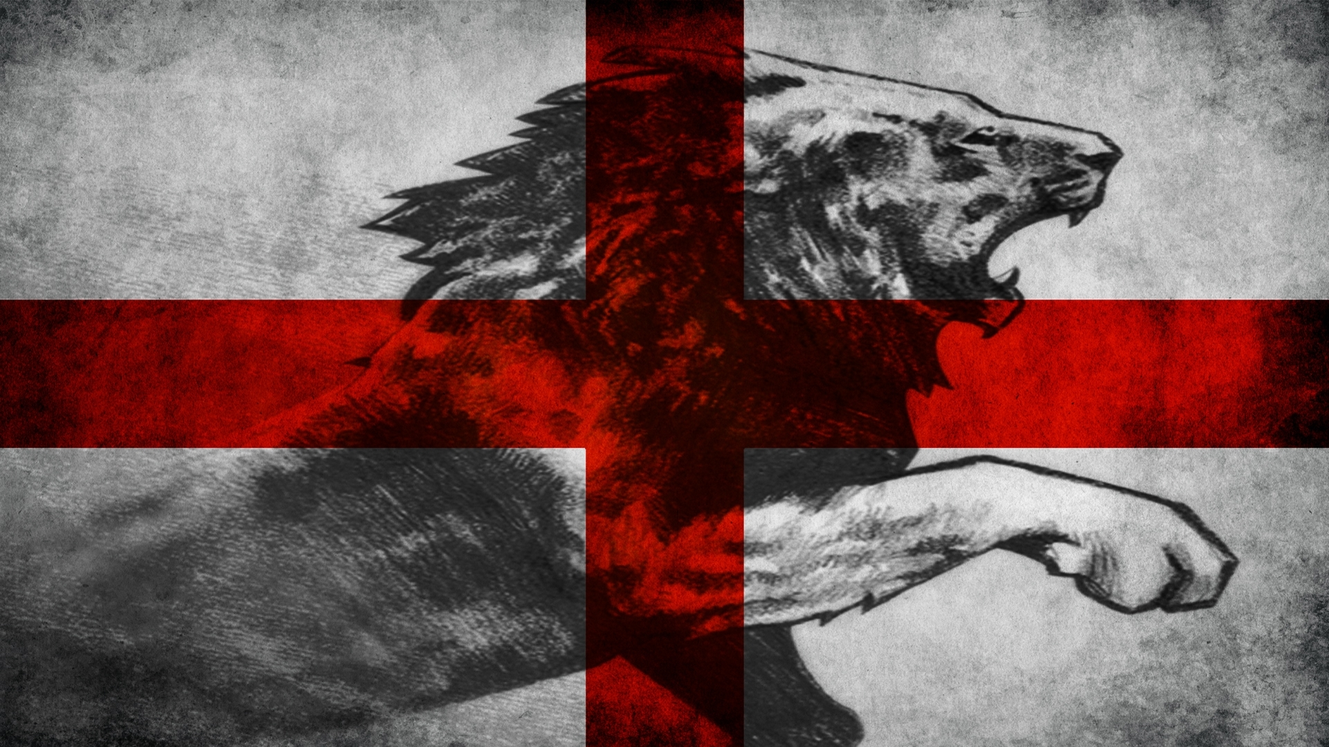 FlagsEngland England Flags Lions Wallpaper   MixHD wallpapers 1920x1080