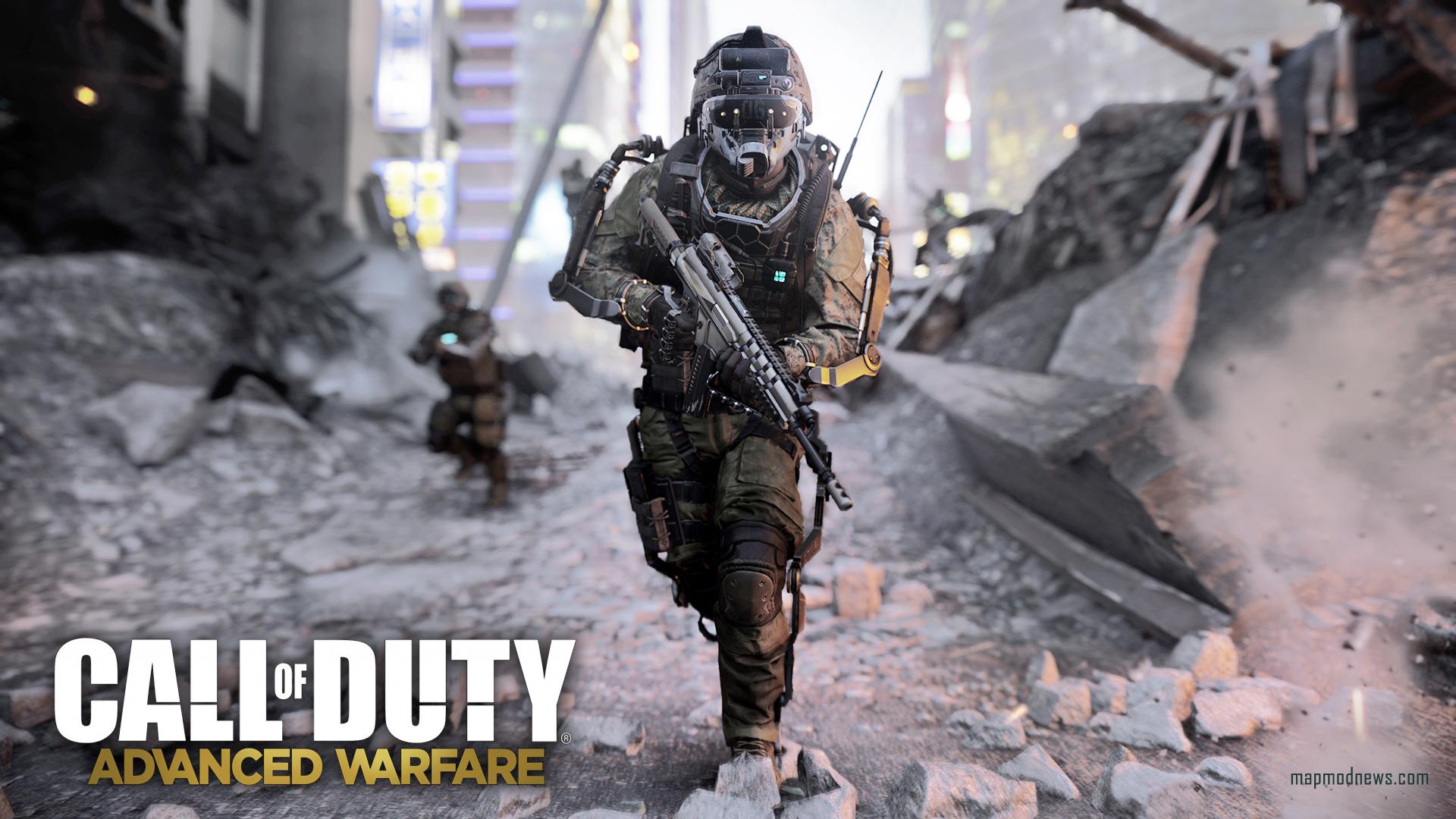 Call of Duty Advanced Warfare Wallpaper WallpaperSafari