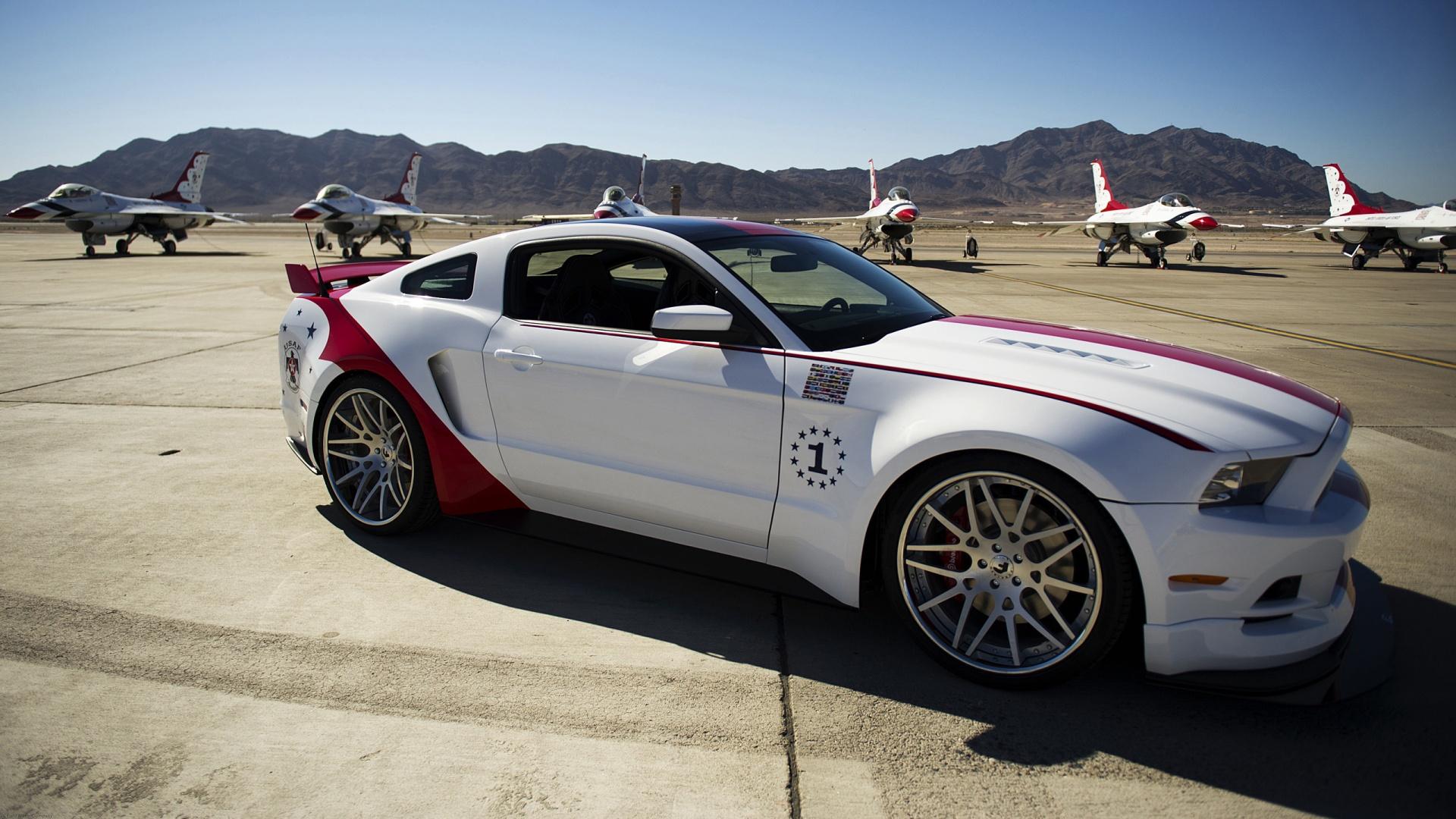 GT US Air Force Thunderbirds Edition 2 Wallpaper HD Car Wallpapers 1920x1080