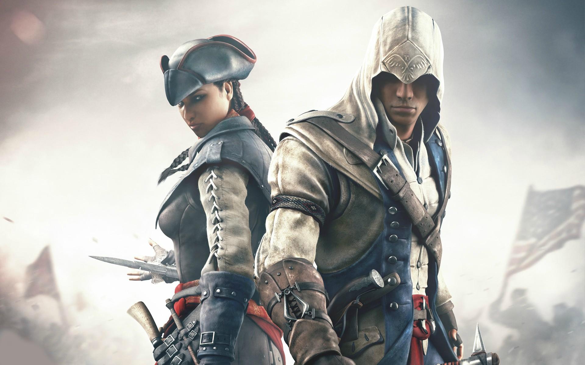 Assassins Creed 3 wallpaper 228632 1920x1200