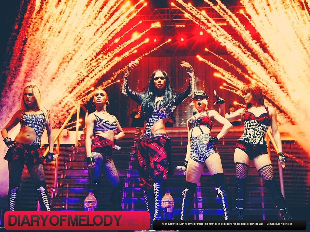 The Pussycat Dolls Wallpaper 9610779 1024x768