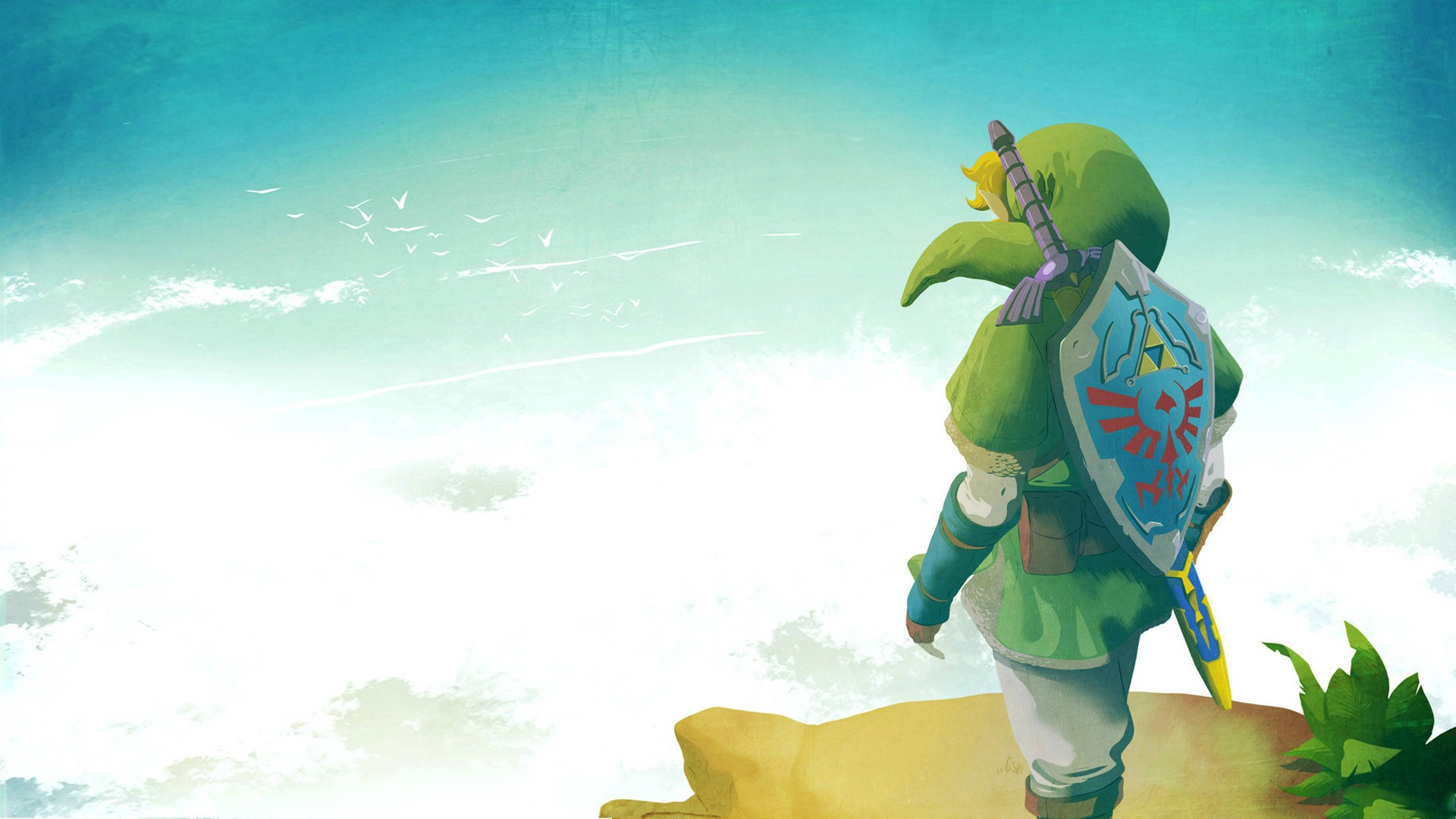 094 zelda link zelda wallpaper 1920 x 1080 Wallpaper HD Wallpaper 1920x1080