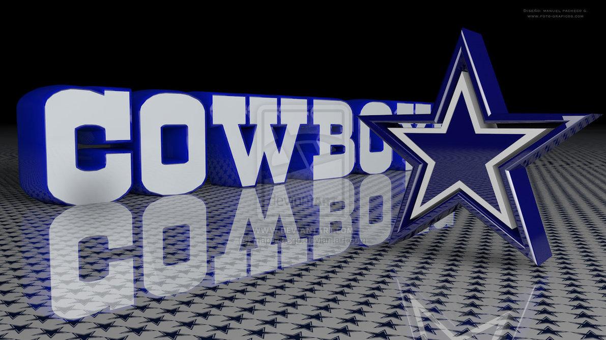 Dallas Cowboys desktop wallpaper by mapachego 1191x670