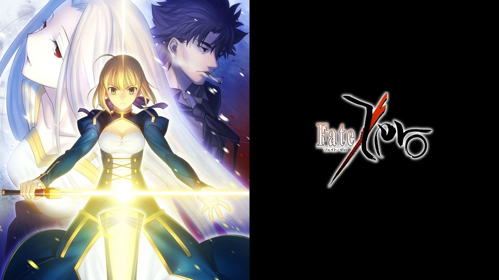 FateZero Desktop HD wallpaper   Anime Action fantasy Fate Zero 1920x1080