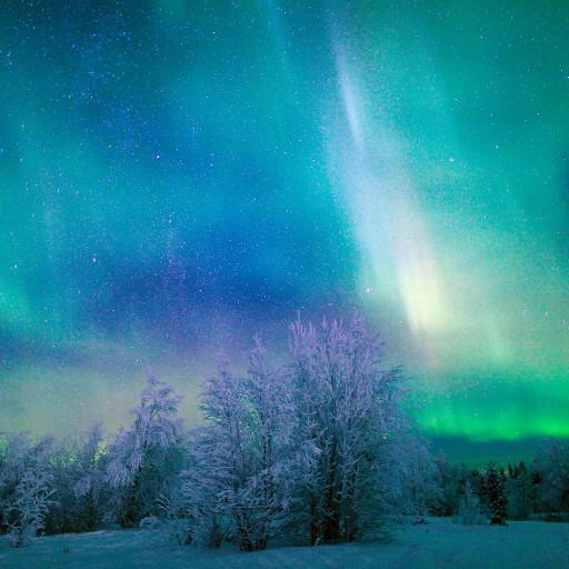 Aurora Borealis Live Wallpaper screenshot thumbnail 1 512x512