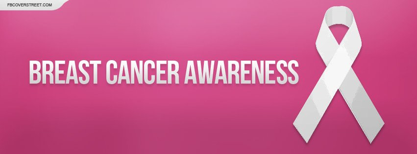 Breast Cancer Wallpaper For Facebook Awareness 851x315