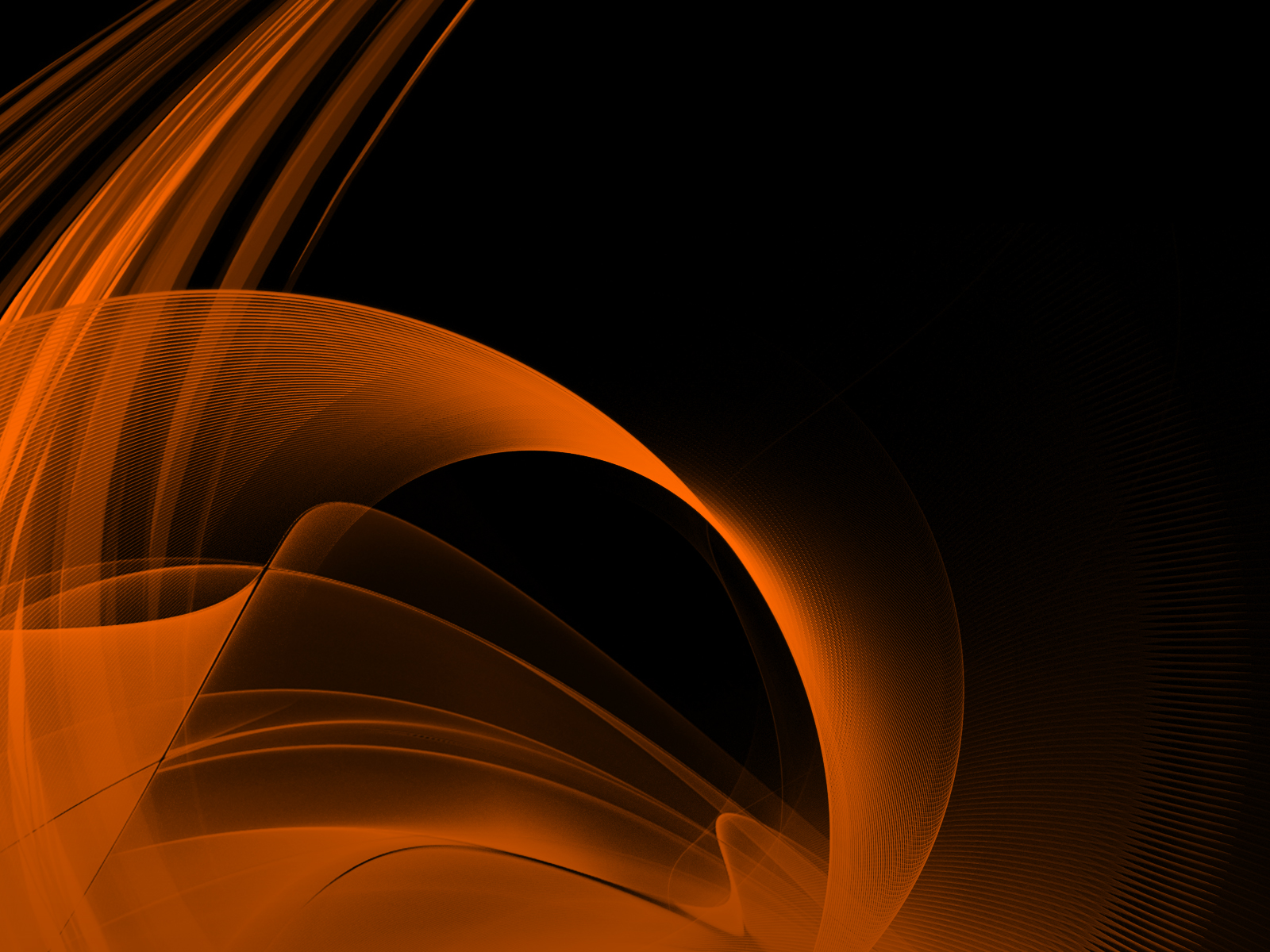 Black And Orange Abstract Background Bed Mattress Sale 1600x1200