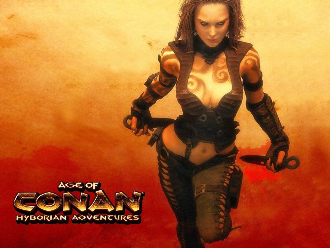 Age of Conan Wallpapers 1280x960