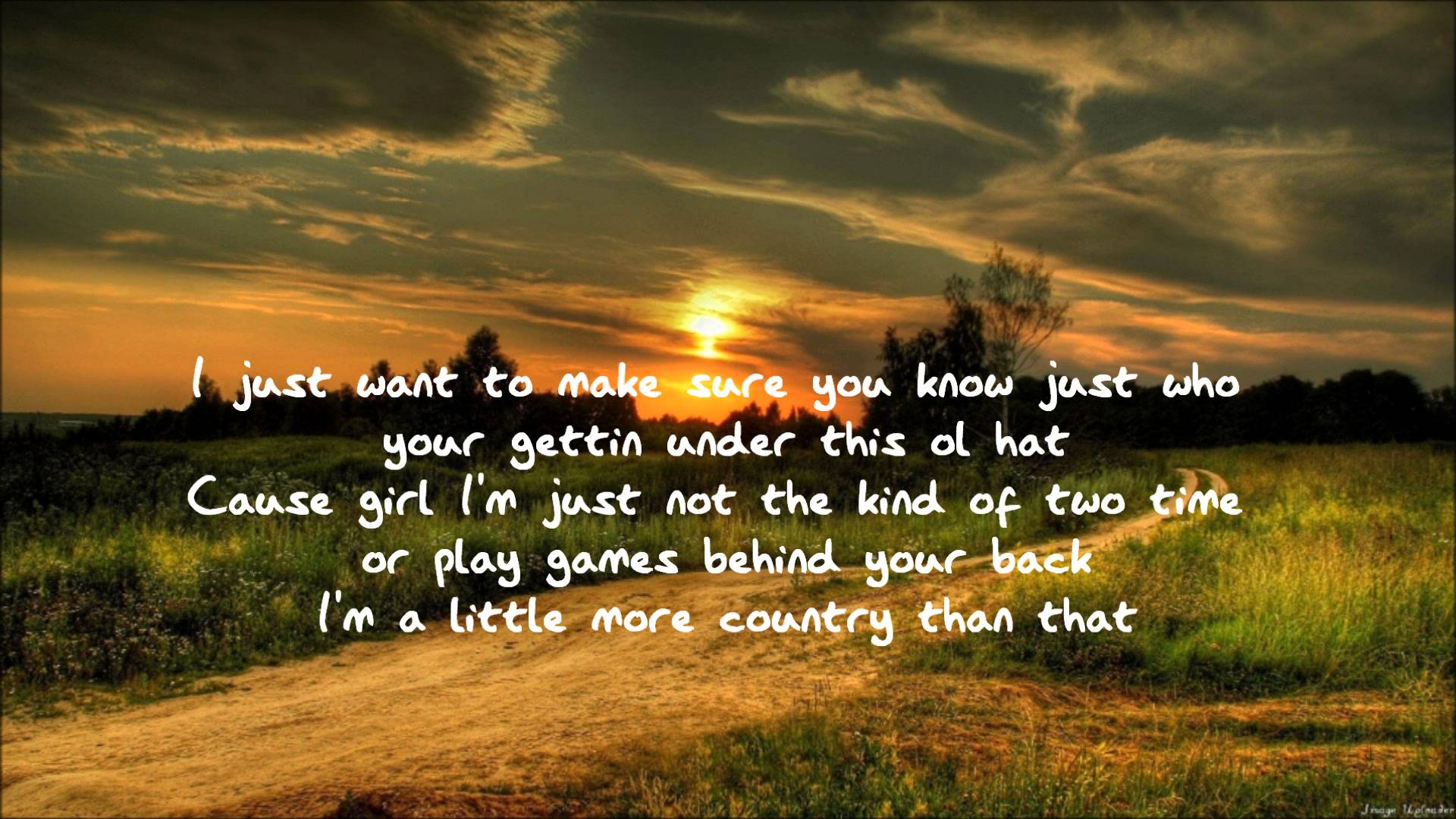 Viewing Gallery For   Country Music Lyrics Backgrounds 1920x1080