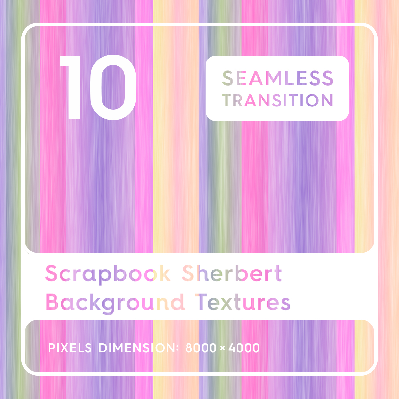 10 Scrapbook Sherbert Textures TexturesWorld 1213x1214