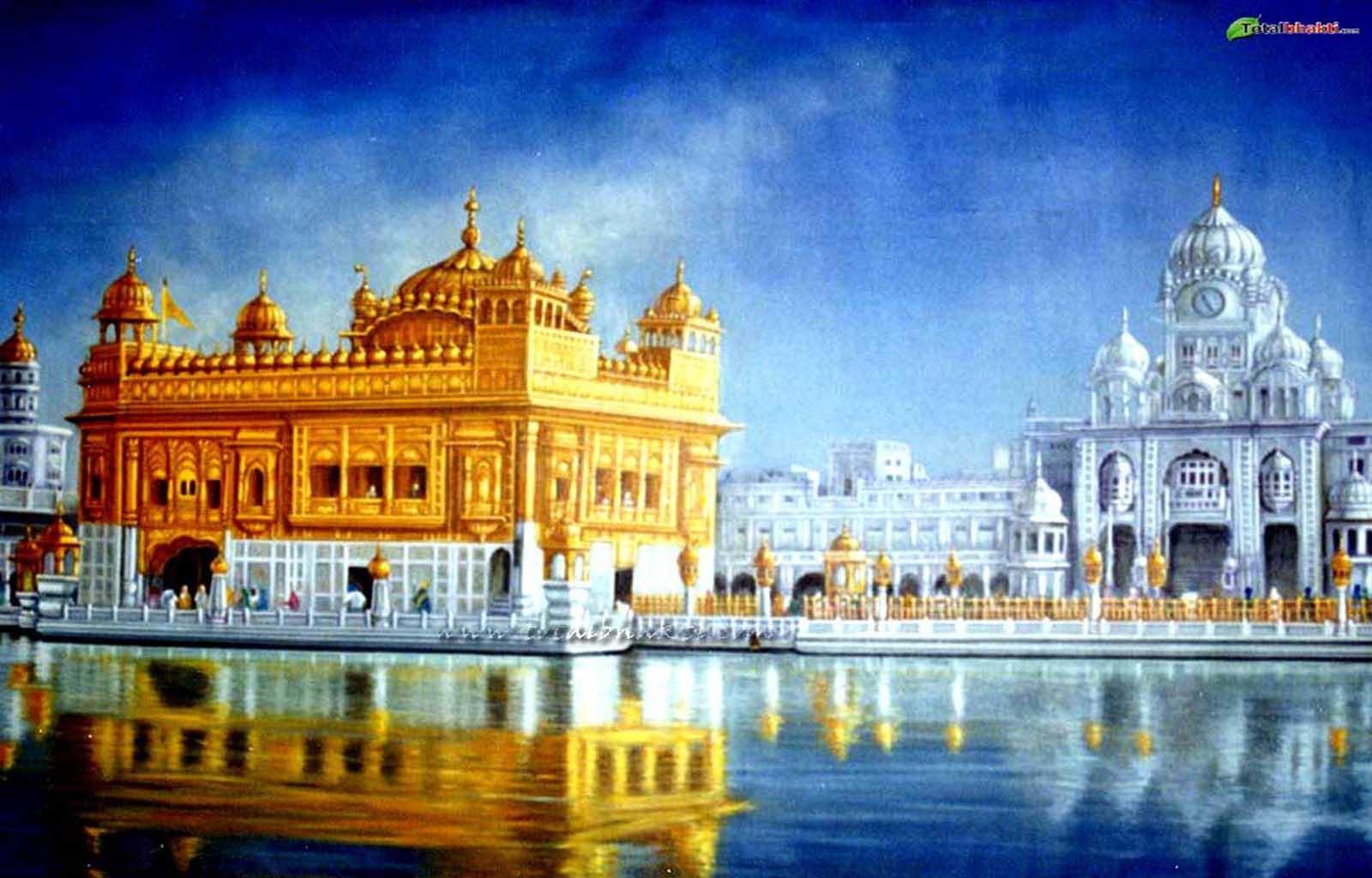 39 Golden Temple Hd Wallpaper On Wallpapersafari