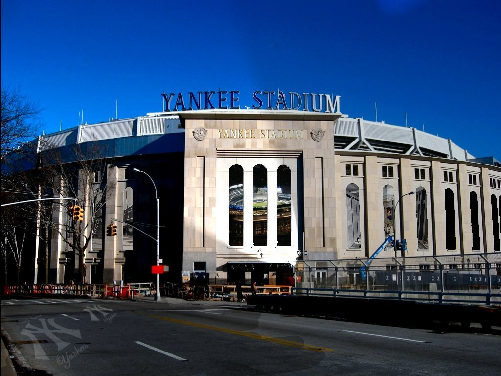 custom Art of the New Stadium   New York Yankees Fan Art 3278828 1024x768