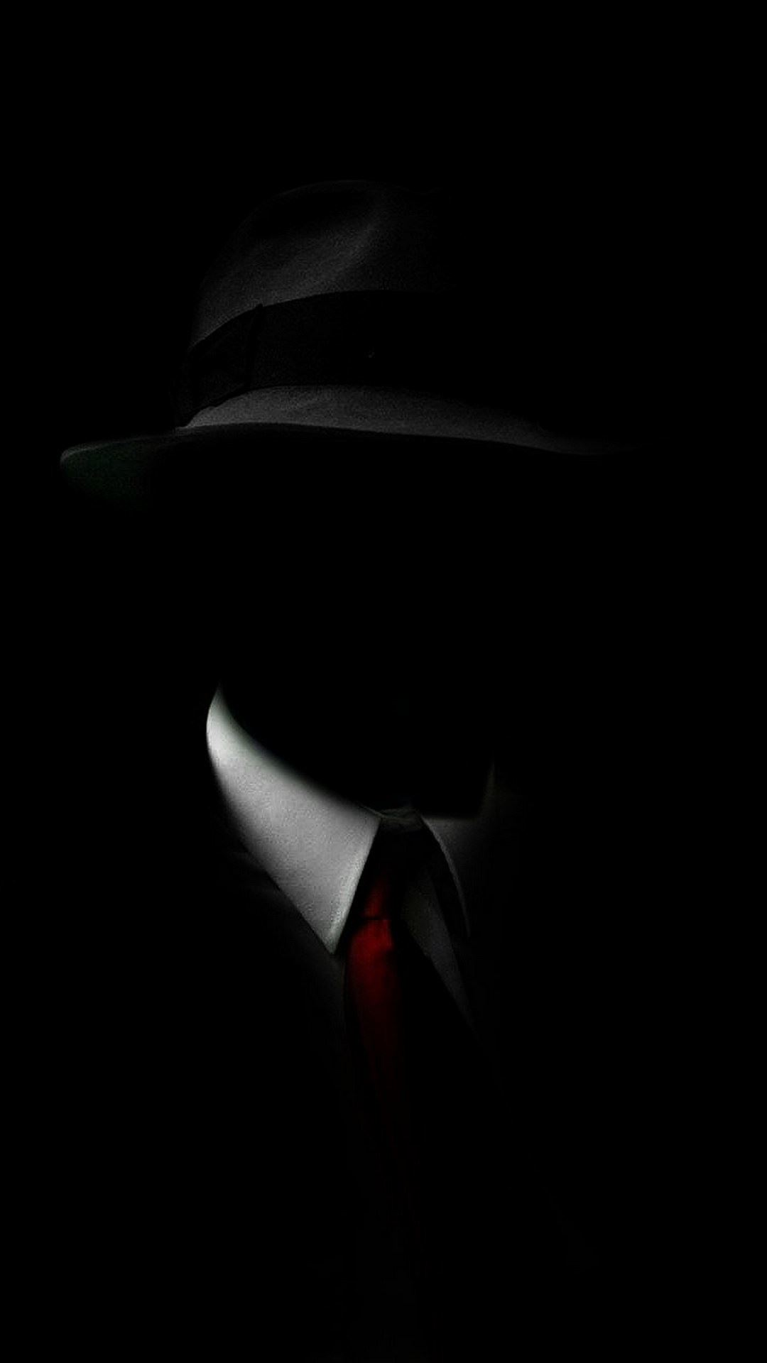 Black Suit Hat Red Tie iPhone 6 Wallpaper Download iPhone Wallpapers 1080x1920
