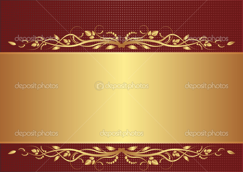 burgundy and gold holiday wallpaper - photo #11