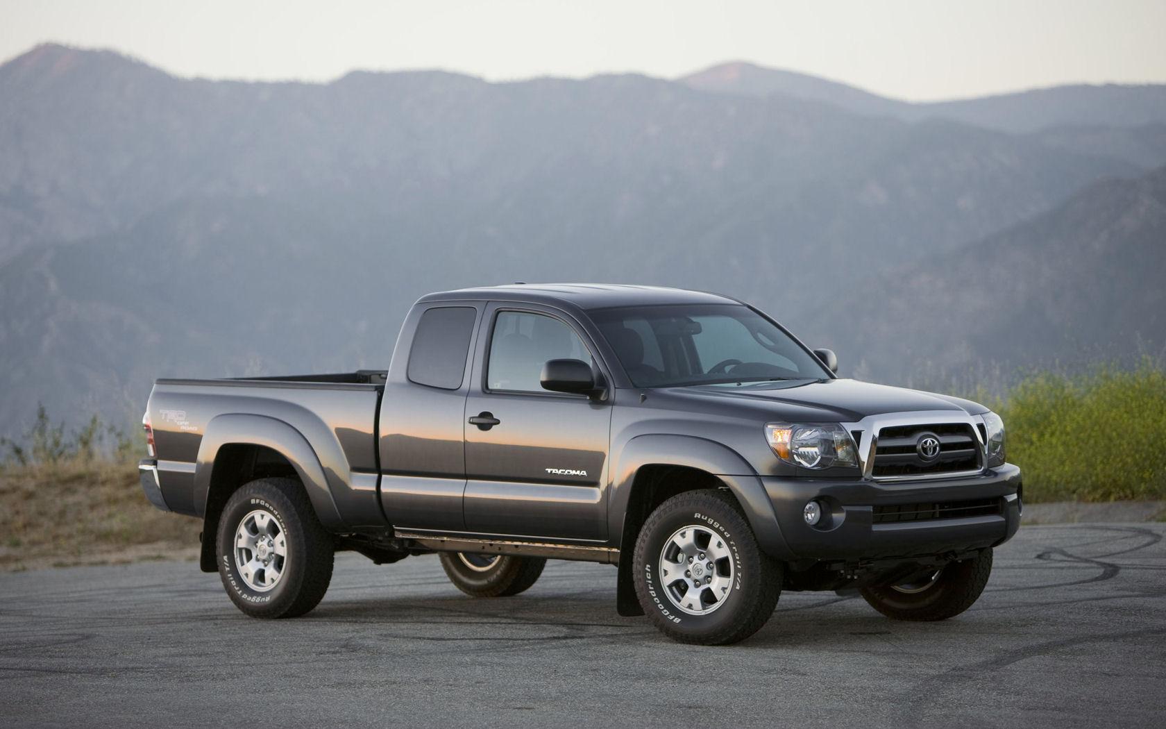 2010 Toyota Tacoma Recall 1680x1050
