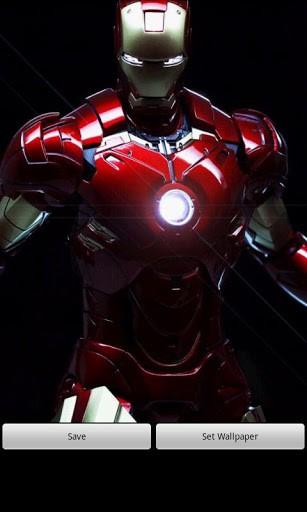 Iron Man 307x512