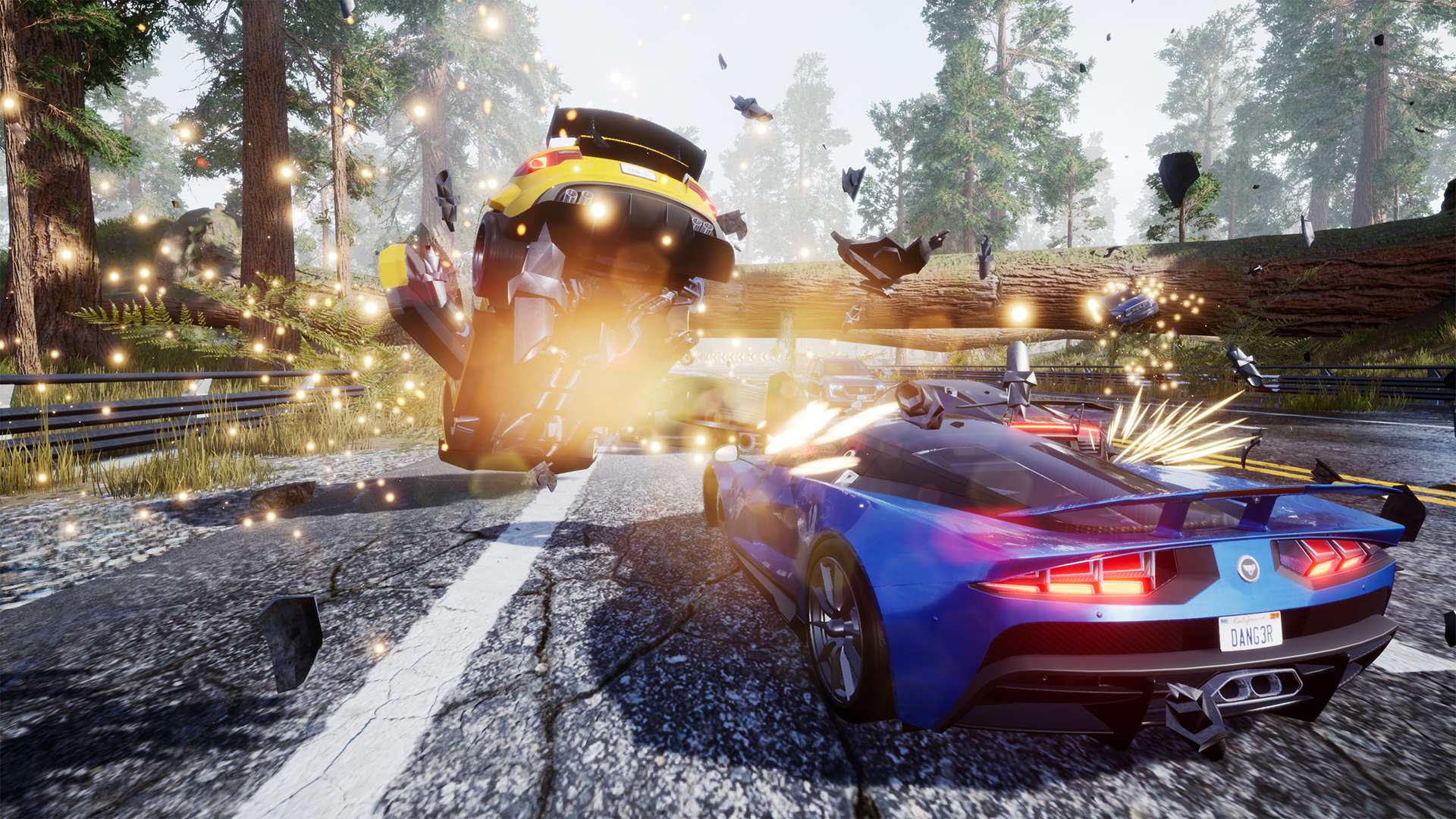 Dangerous Driving spiritual successor to Burnout launches in 1920x1080