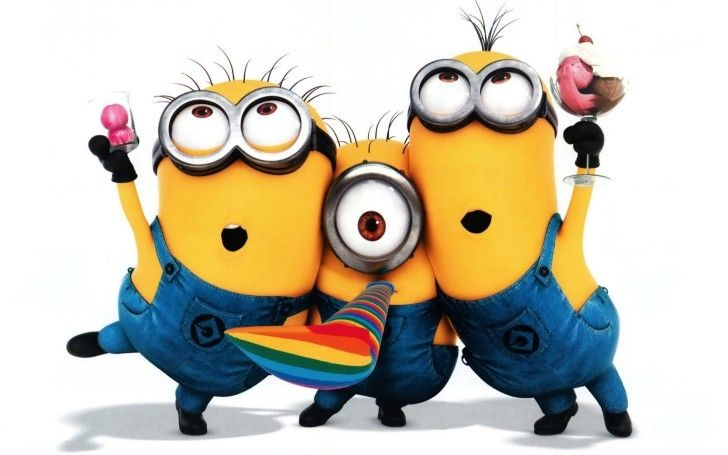 HD Wallpaper Desktop Background Wallpapers Download Minions 728x455
