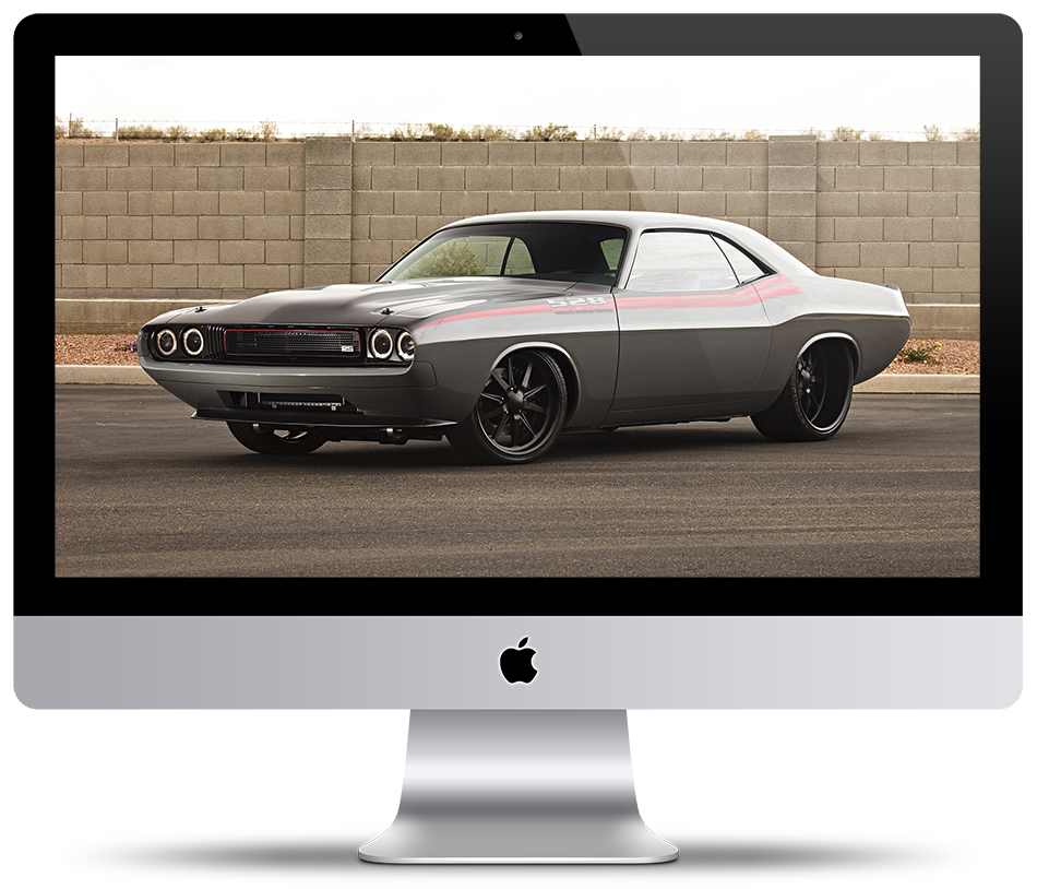 Wallpaper Dodge Challenger RS 1970 by HazZbroGaminG 950x814