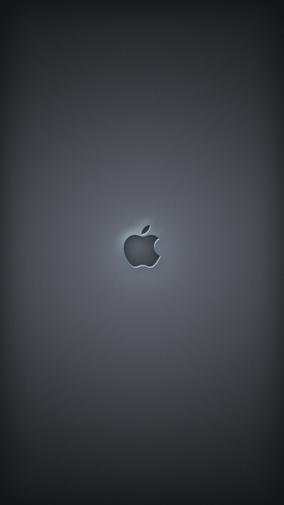 Minimal black iPhone 5 wallpaper halfblognet 576x1022