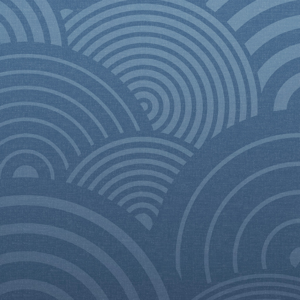 Blue Circles background wallpaper for iPad and 10 inch Tablet 1024x1024