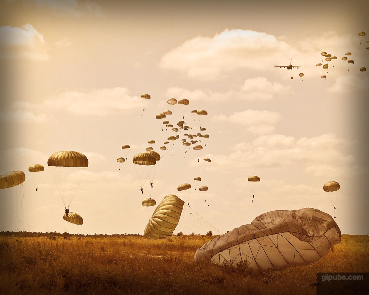Army Airborne Wallpaper 1280x1024