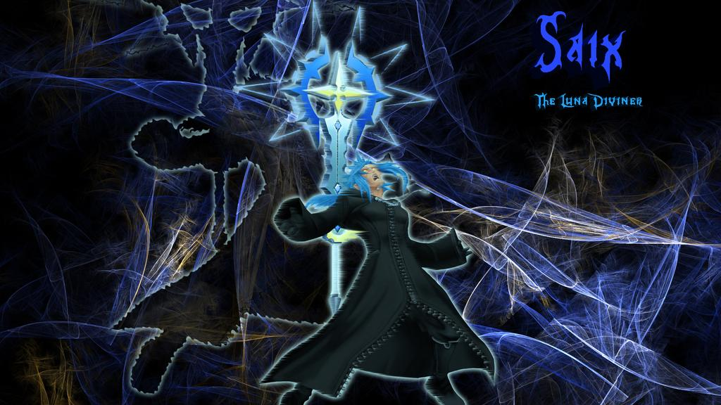 Kingdom Hearts Saix Wallpaper by static989 1024x576