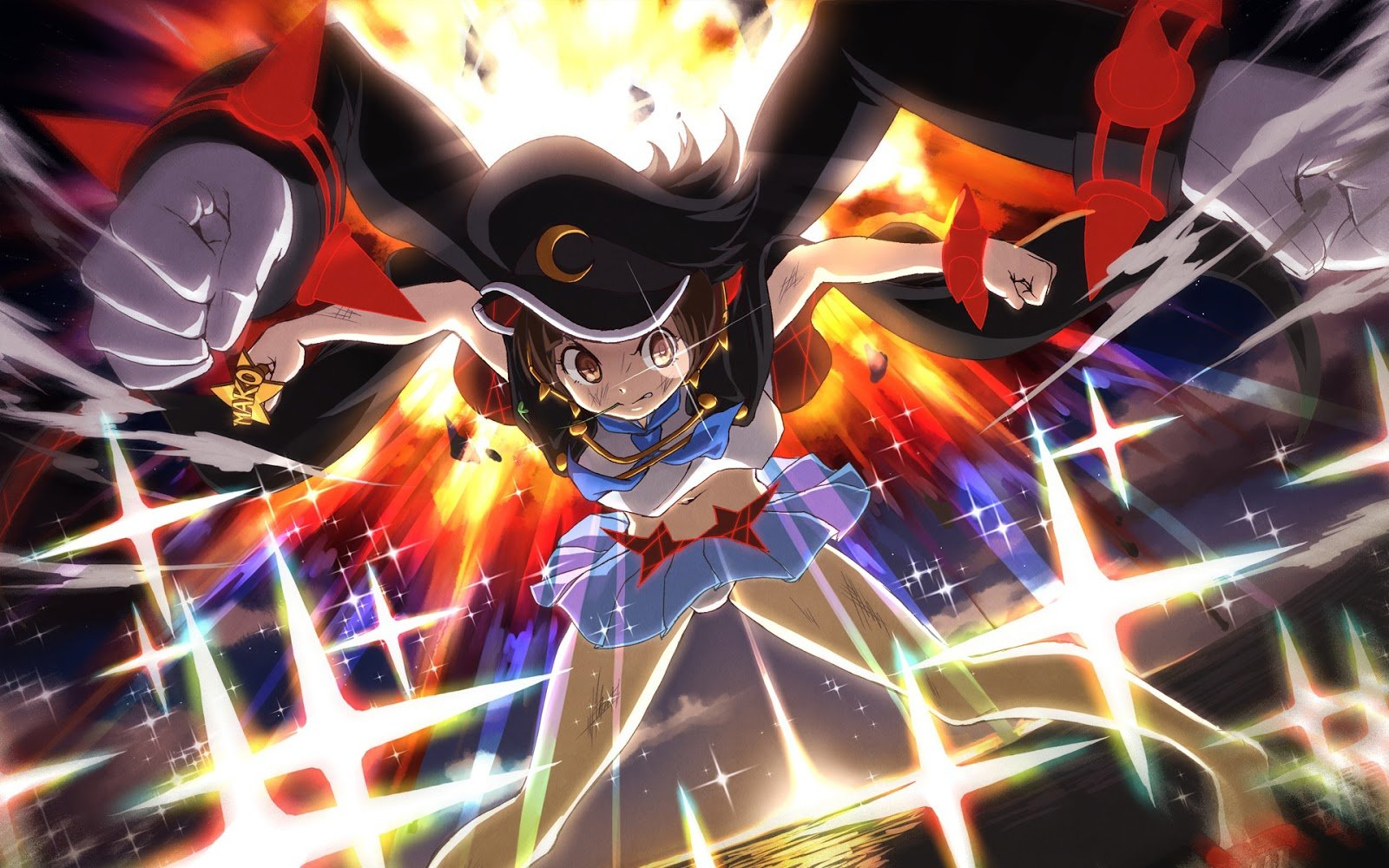 kill la kill Anime deviantART and Wallpapers 1600x1000