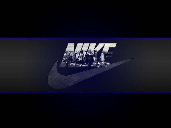 Blue Nike Wallpaper Nike wallpaper by ahh choo 600x450