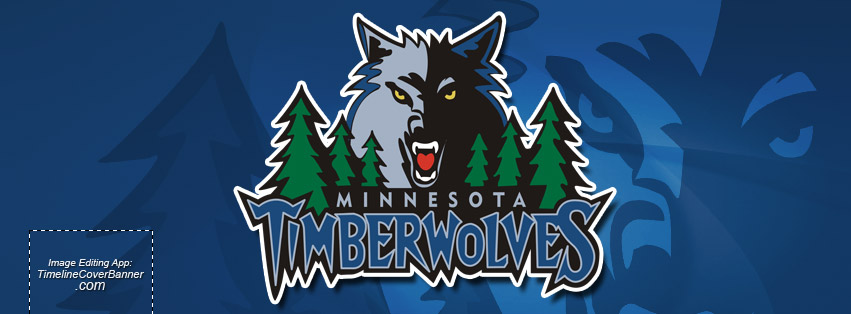 Minnesota Timberwolves Banner Facebook cover 851x314