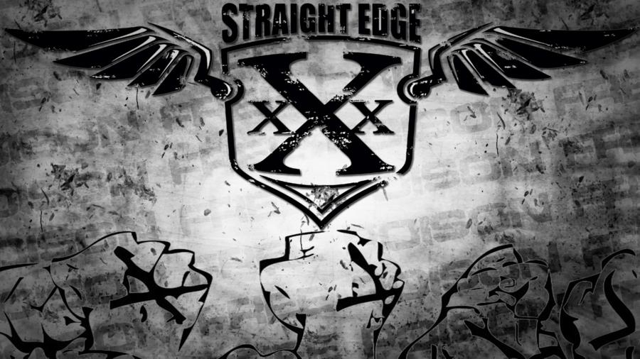 Free Download Straight Edge Wallpaper By Tygerxl 900x506