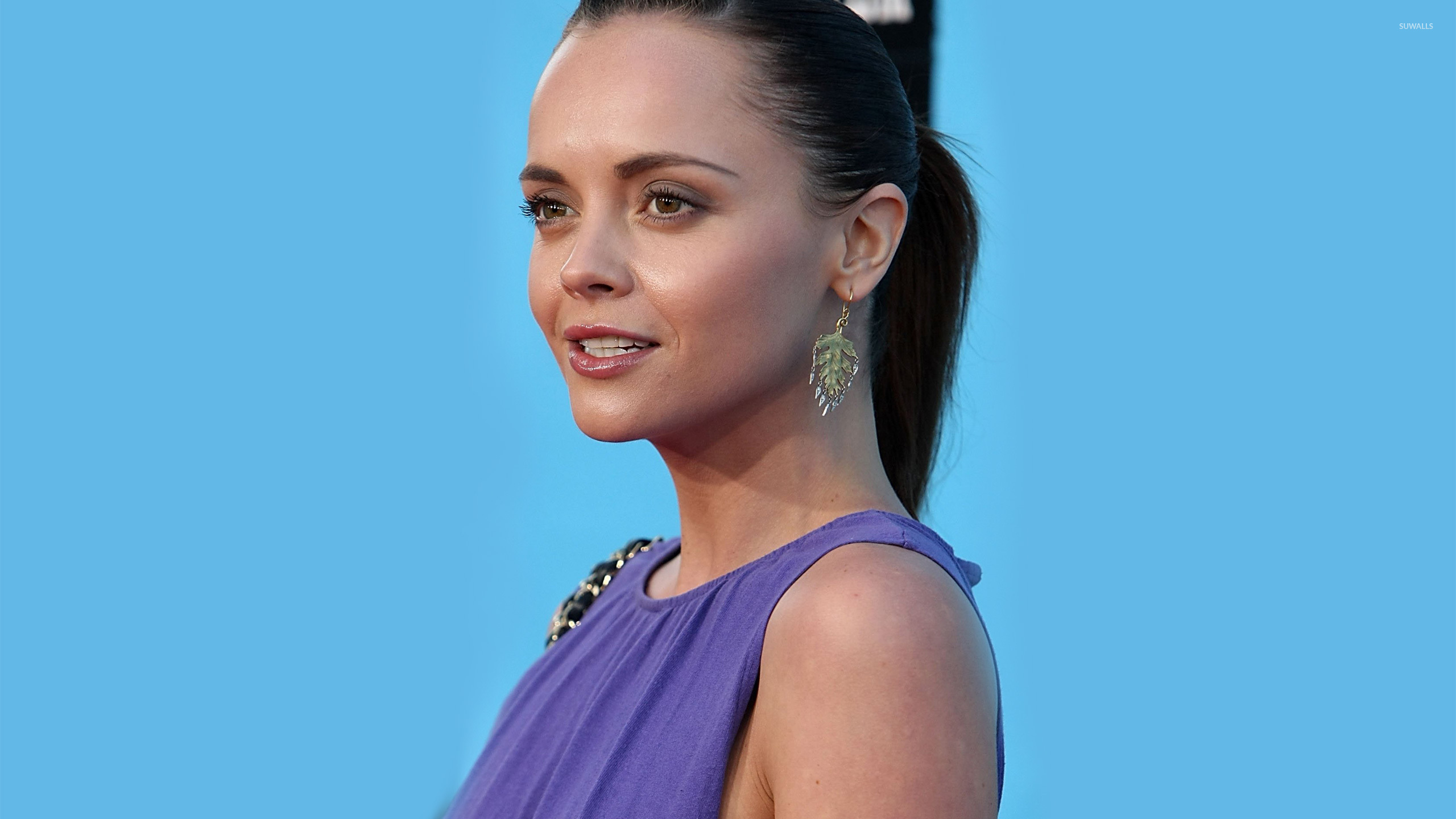 Christina Ricci [6] wallpaper   Celebrity wallpapers   5974 2560x1440