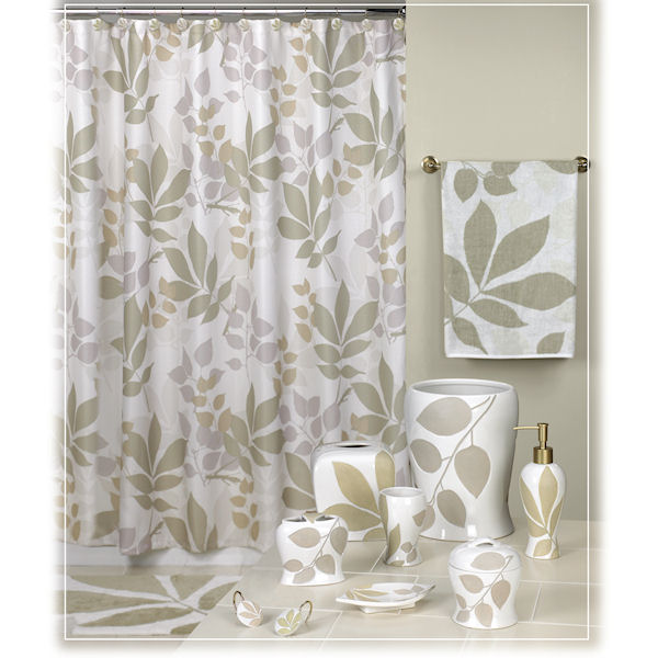 Matching Shower Curtains And Wallpaper Wallpapersafari