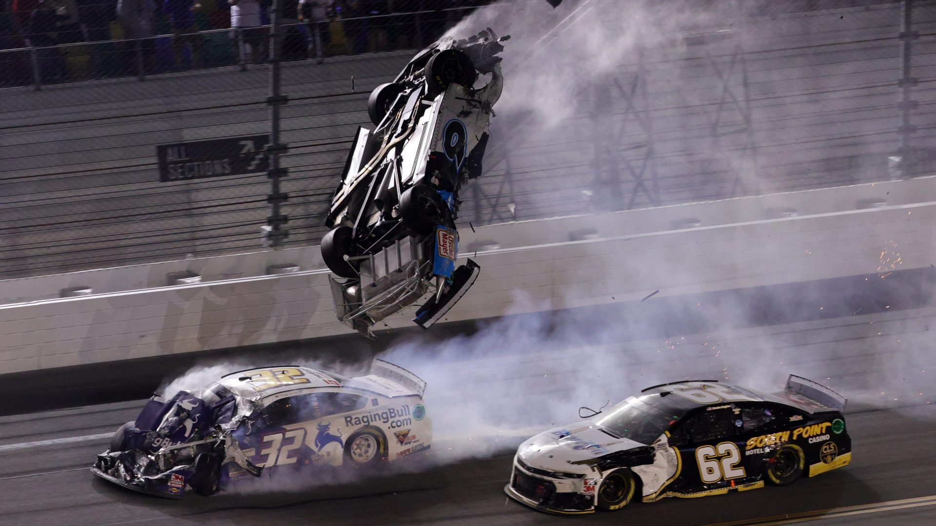 Ryan Newman in serious condition but injuries are not life 1920x1080