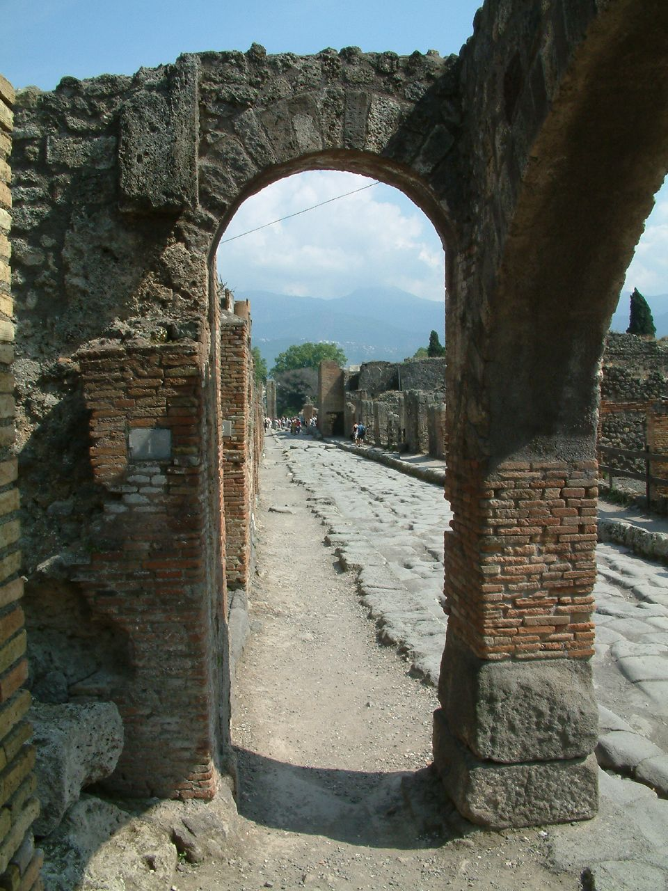 Travel images Pompeii Italy HD wallpaper and background photos 960x1280