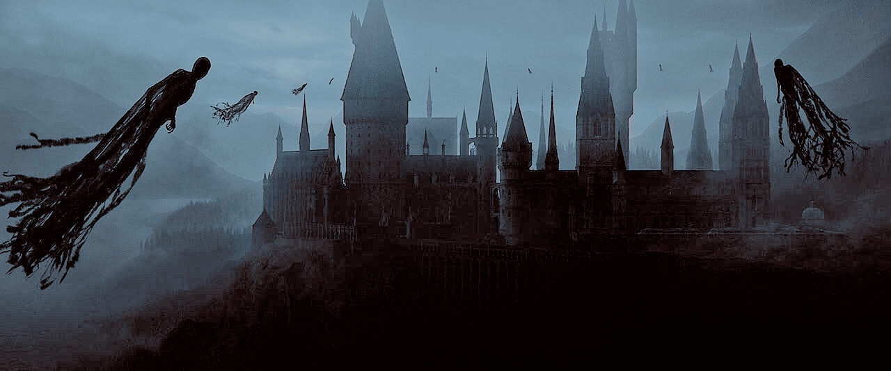 1000 images about Dementor trending on We Heart It 1280x534