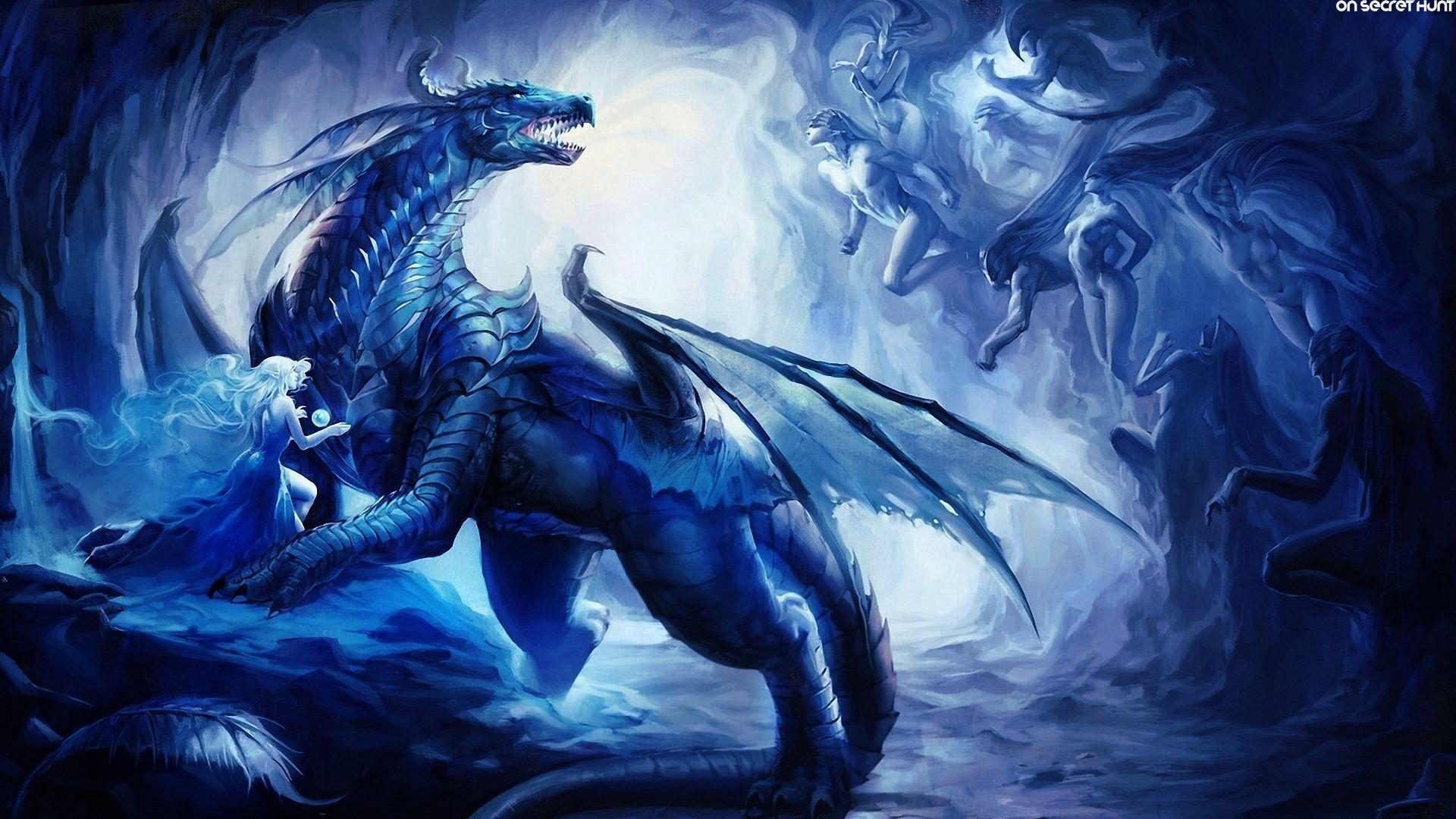 Dragons Desktop Wallpaper 1920x1080