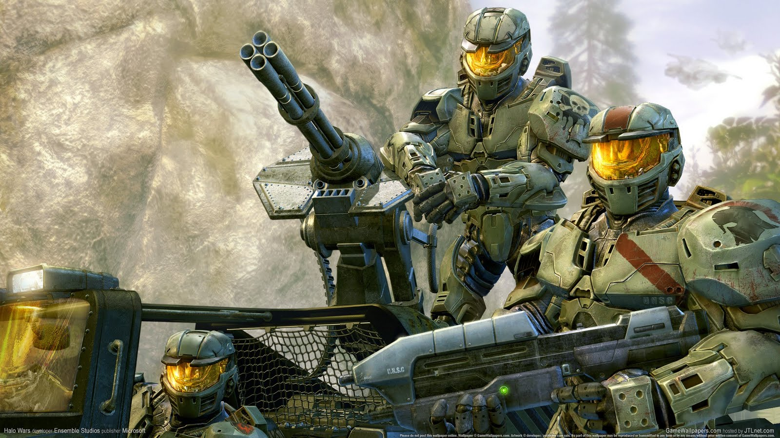 Wallpapers de Halo en HD DragonXoft 1600x900