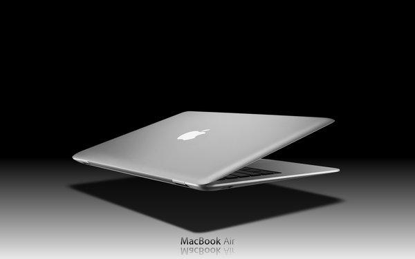 Apple MacBook Air Wallpaper 2 by SamBraidley 600x375