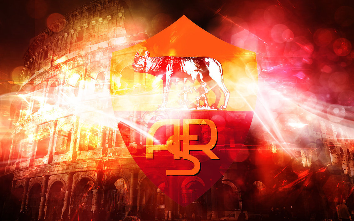 AS Roma Wallpaper 1 by Belthazor78 1131x707