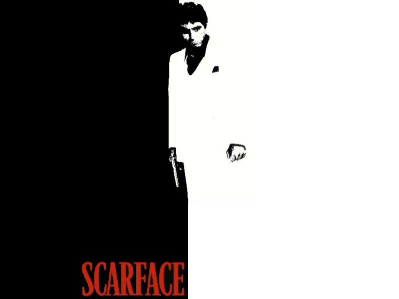 Scarface scarface movie al pacino Scarface wallpaper 800x600