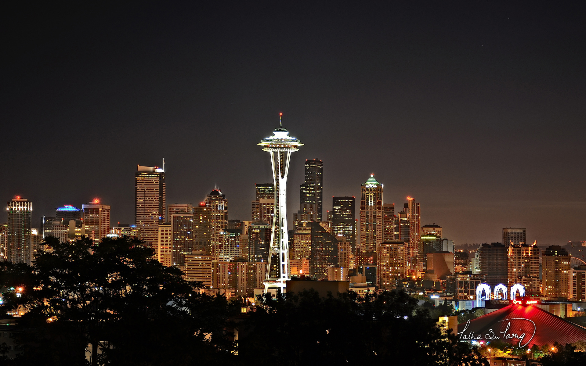 Spectacular Seattle Wallpapers HD Wallpapers 1920x1200