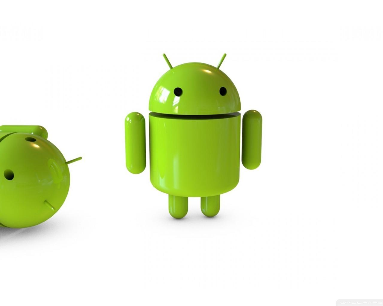 Android Logo Wallpaper - WallpaperSafari