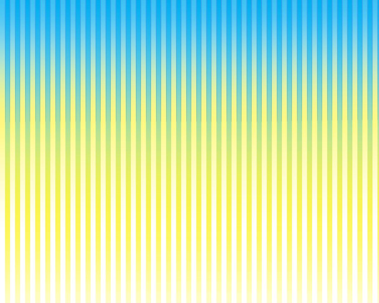 Blue Striped Wallpaper: Light Blue And Yellow Wallpaper